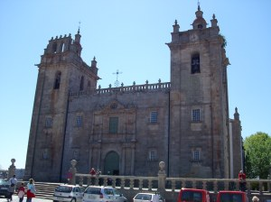 Catedral de Miranda do Douro, en Portugal